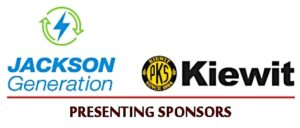 Jackson Generation Kiewit - Presenting Sponsor LOGOS